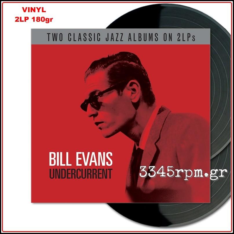 Evans, Bill - Undercurrent & Empathy Vinyl 2LP 180gr