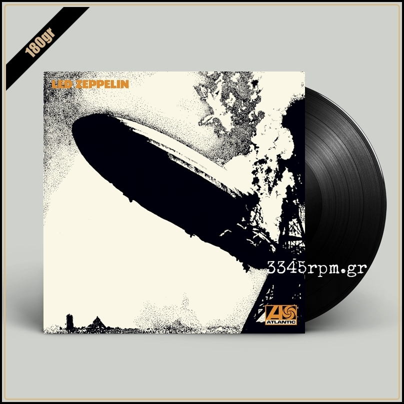 Led Zeppelin - Led Zeppelin - Vinyl LP 180gr
