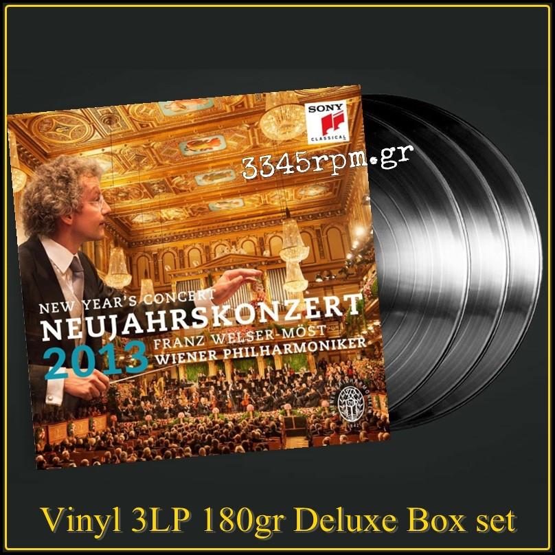 Wesler, Franz - New Years Concert 2013 - Vinyl 3LP 180gr Deluxe Box set