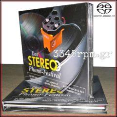 Das Stereo Phono Festival - SACD Hybrid -DVD set