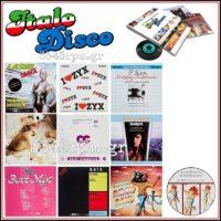 Italo Disco 12inch Collectors Vinyl Box - Vinyl 10 Maxi singles