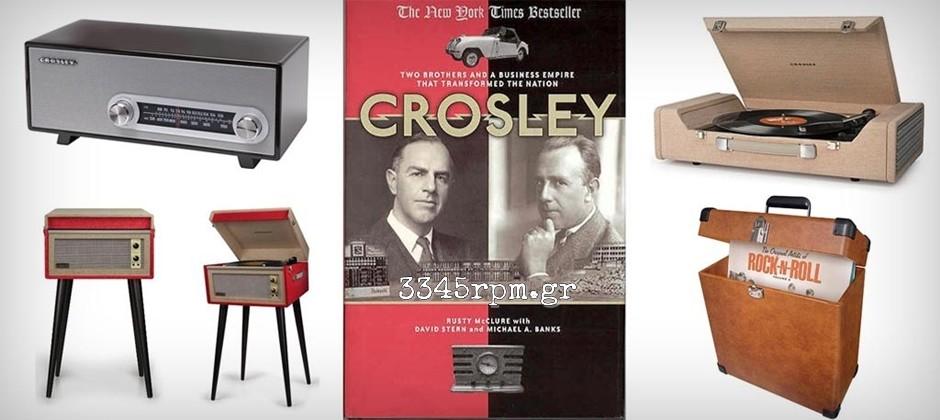 Crosley Turntables...