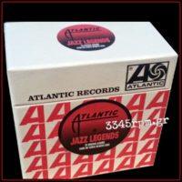 Atlantic Jazz Legends -20 CD Box set Limited