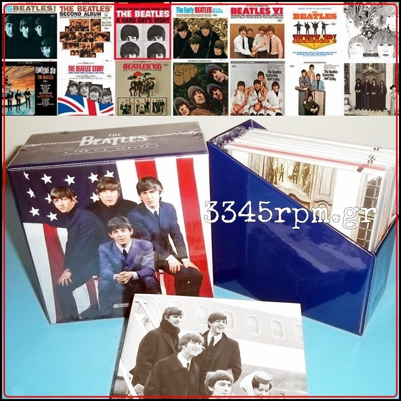Beatles - The U.S. Albums - 13CD Box Set Limited