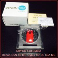Denon DSN 80-MC Replacement Stylus Turntable