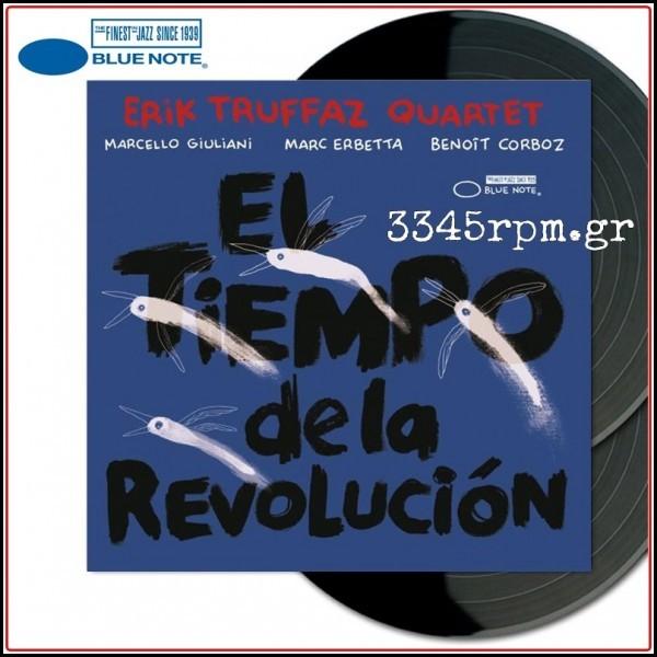 Erik Truffaz Quartet - El Tiempo De La Revolucion - Vinyl 2LP 180gr