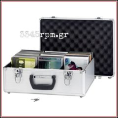 Storage Aluminum Hard Case for 165 Slim CD