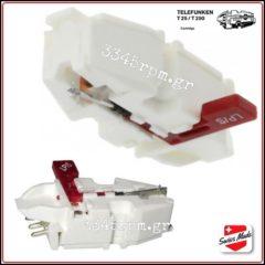 Telefunken T23, T25, T230, T250 Ceramic Cartridge turntable