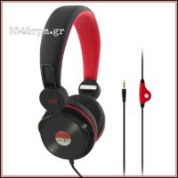 Vinyl Record Style Stereo Headphones_