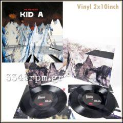 Radiohead - Kid A - Vinyl 2LP 180gr 10inch