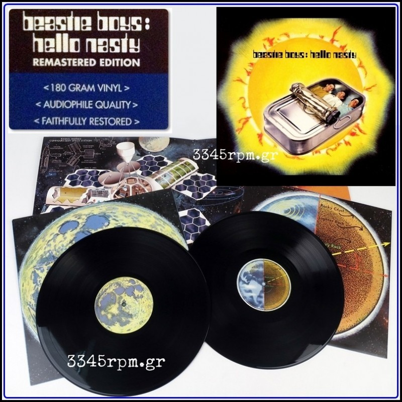 Beastie Boys - Hello Nasty - Vinyl 2LP 180gr