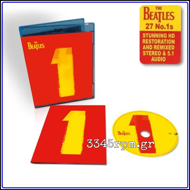 Beatles - 1 ONE - Video Collection - DVD Blu-ray