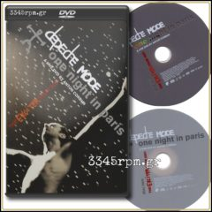 Depeche Mode - One Night In Paris, The Exciter Tour 2001- 2DVD SET