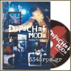 Depeche Mode - Touring The Angel - Live In Milan - Music DVD