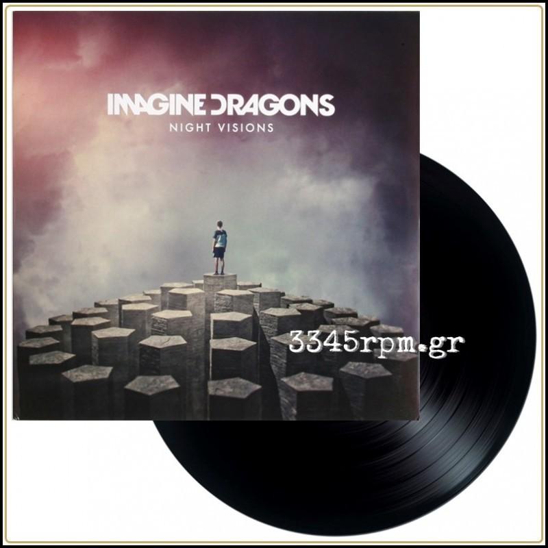 Imagine Dragons - Night Visions - Vinyl LP