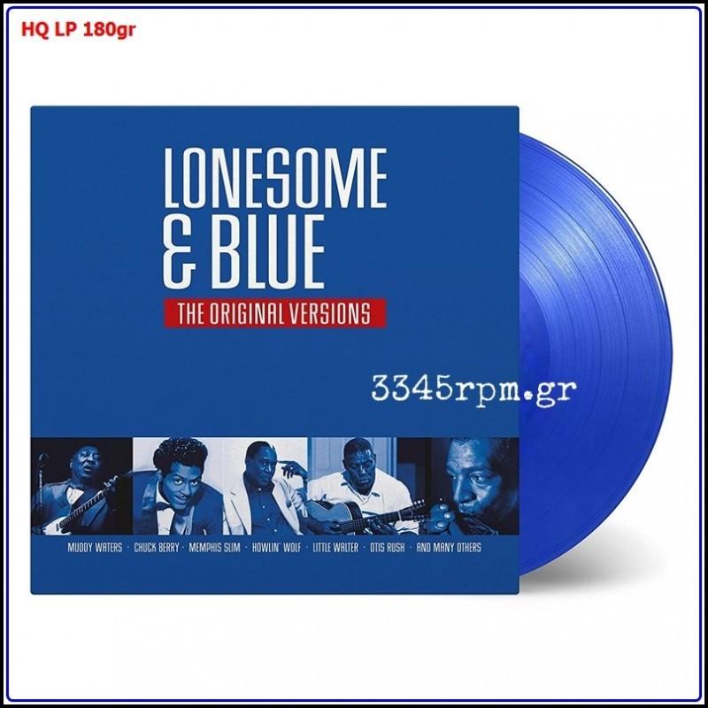 Lonesome & Blue - The Original Versions - Blue Vinyl LP 180gr