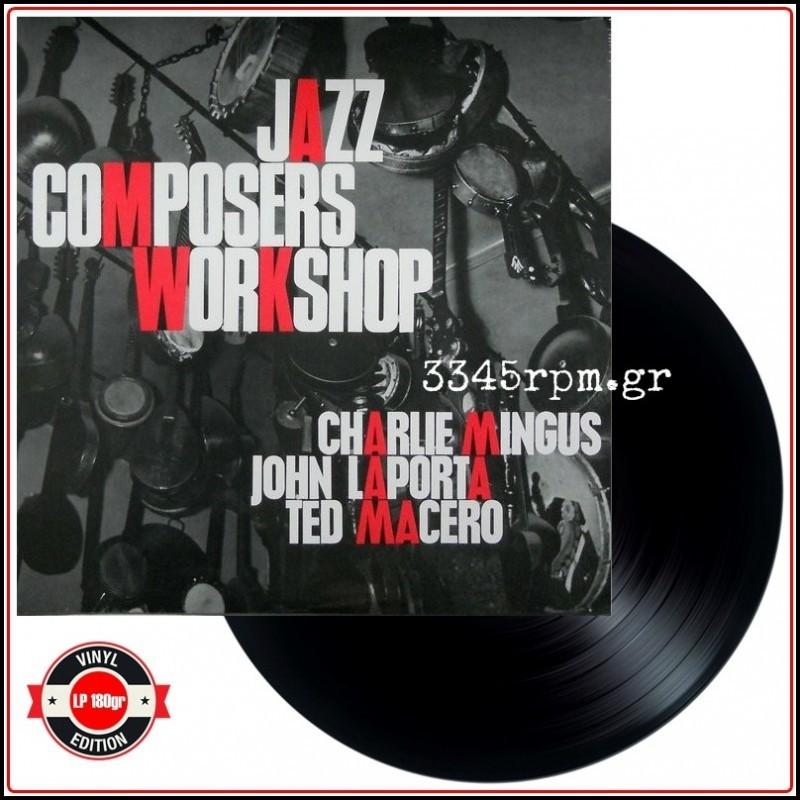 Mingus, Charles - Jazz Composers Workshop No 2 - HQ Vinyl LP 180gr