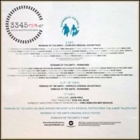 Morning Of The Earth - Complete Original Soundtrack -Vinyl Deluxe Box set