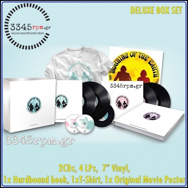 Morning Of The Earth - Complete Original Soundtrack - Vinyl Deluxe Box set