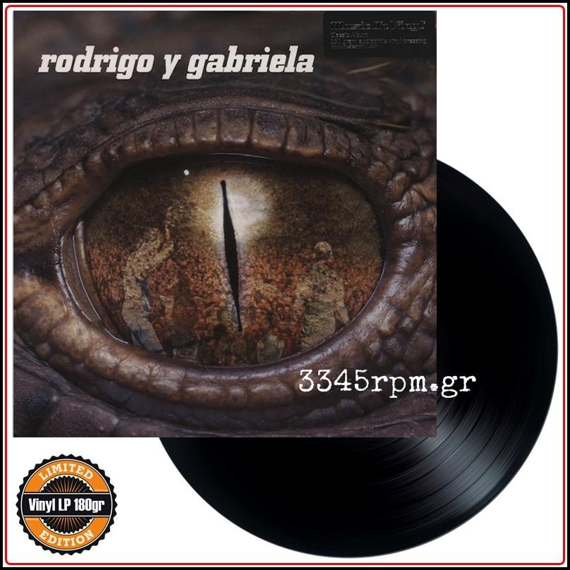 Rodrigo Y Gabriela - Rodrigo Y Gabriela - Vinyl LP 180gr