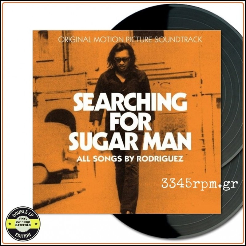 Rodriguez - Searching For Sugar Man - OST - Vinyl 2LP 180gr