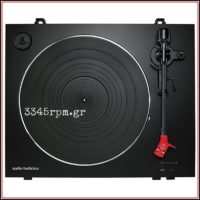Audio Technica AT-LP3 Fully Automatic Belt-Drive Turntable_