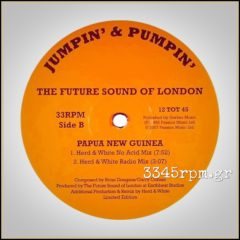 Future Sound Of London - Papua New Guinea - Vinyl 12inch Maxi