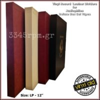 Vinyl Record LP Dividers for Audiophiles Deluxe Box Set _10pcs