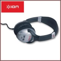 ION Audio DJ Kit-2 Turntables & DJ Mixer Set