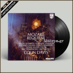 Mozart - Requiem - Vinyl LP 180gr HQ