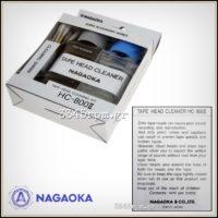 Nagaoka HC 800 II Tape Head Cleaner Kit