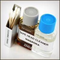 Nagaoka HC 800 II -Tape Head Cleaner Kit