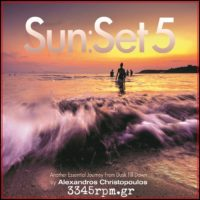 Sunset 5 by Alexandros Christopoulos - CD