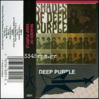 Deep Purple - Shades Of Deep Purple -Cassette