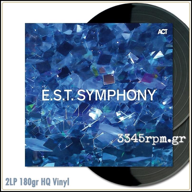 E S T Esbjorn Svensson Trio E S T Symphony Vinyl 2lp
