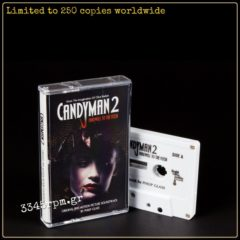 Glass, Philip - Candyman II - Cassette