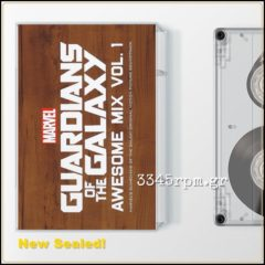 Guardians Of The Galaxy Awesome Mix Vol. 1 - Cassette