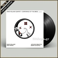 Holland, David Quartet - Conference Of The Birds - Vinyl LP 180gr-HQ