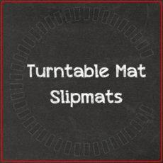 Mat & Slipmats για Πικάπ