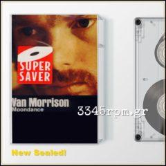 Van Morrison - Moondance - Cassette