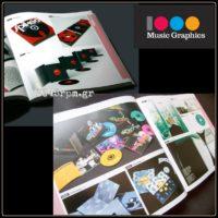 1.000 Music Graphics - Music Book