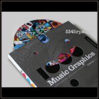 1.000 Music Graphics -Music Book