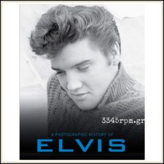 A Photographic History of Elvis (A Photo History) - Music Book