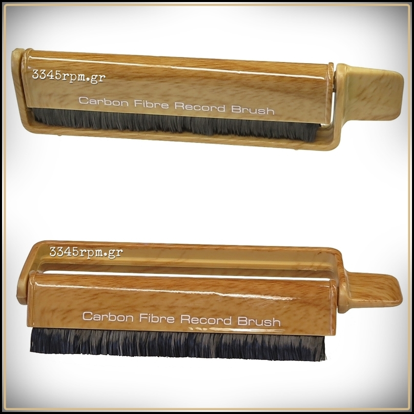 Anti Static Carbon Fiber Brush Wood Vinyl Aid Carbon