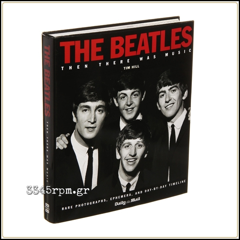 Beatles - Then There Was Music - Music Book