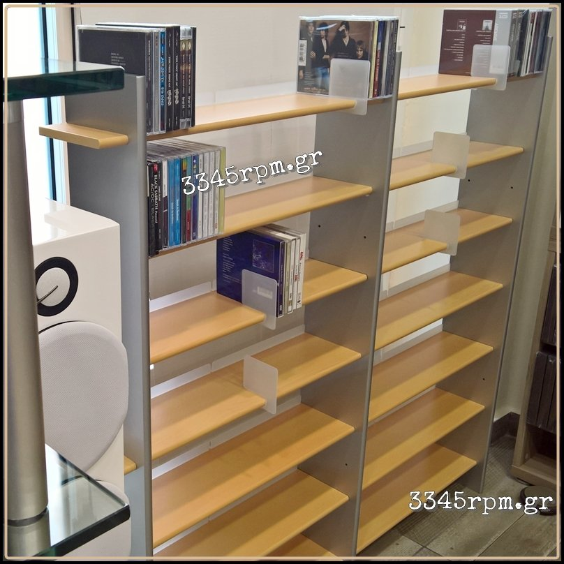 CD DVD Storage Rack 700CD-350 DVD