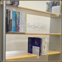 CD DVD Storage Rack 700CD 350DVD-