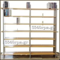 CD-DVD Storage Rack 700CD 350DVD
