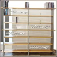 CD DVD Storage Rack 700CD_350DVD