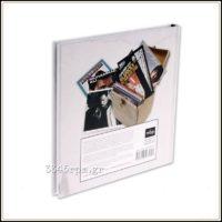 Celebrity Vinyl -Hardcover - Music Book